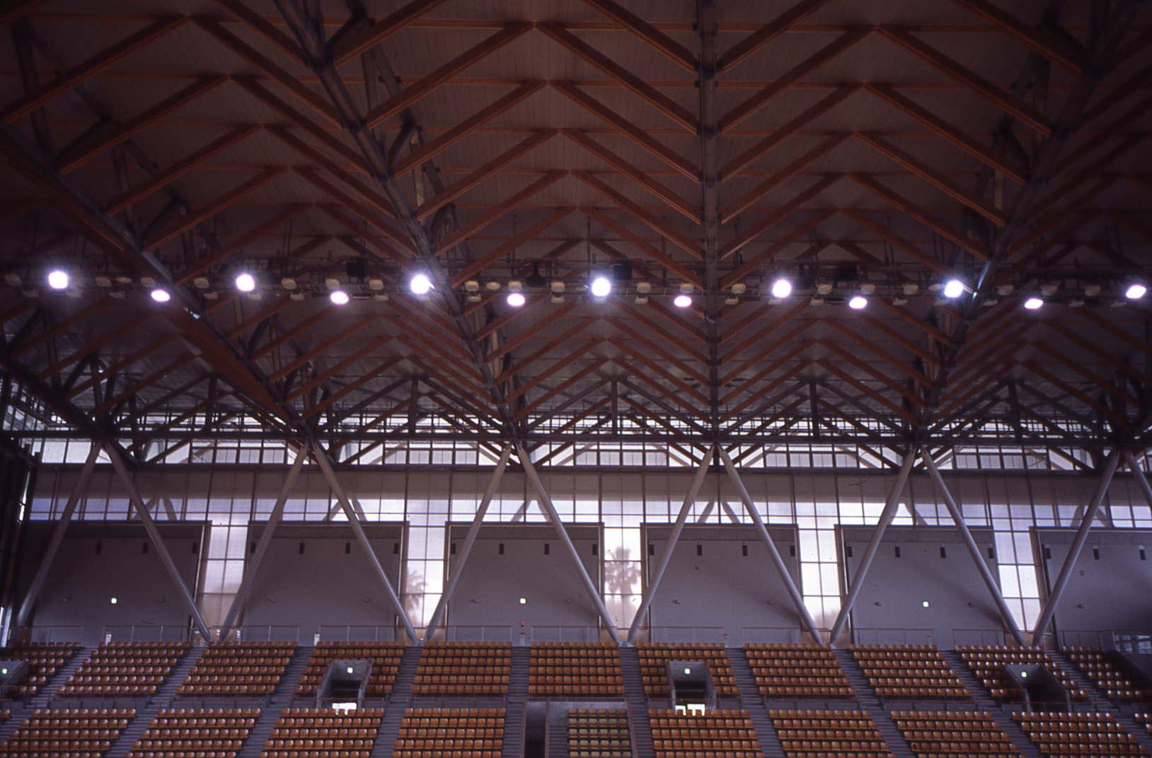 Kuroshio Arena Gym Sw Pools