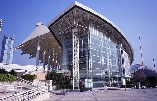 D Exhibition China : China hi tech fair exhibition center