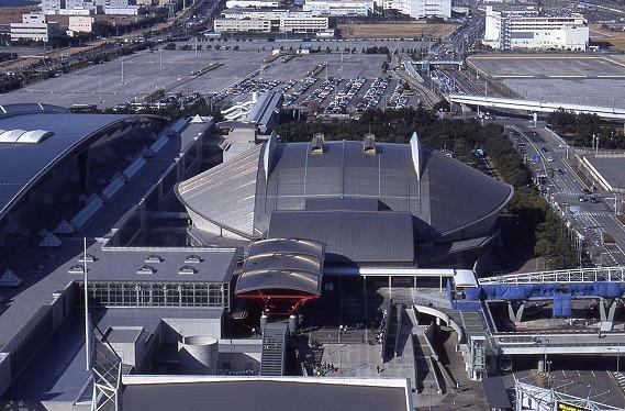 Makuhari Messe(Japan Convention Center)