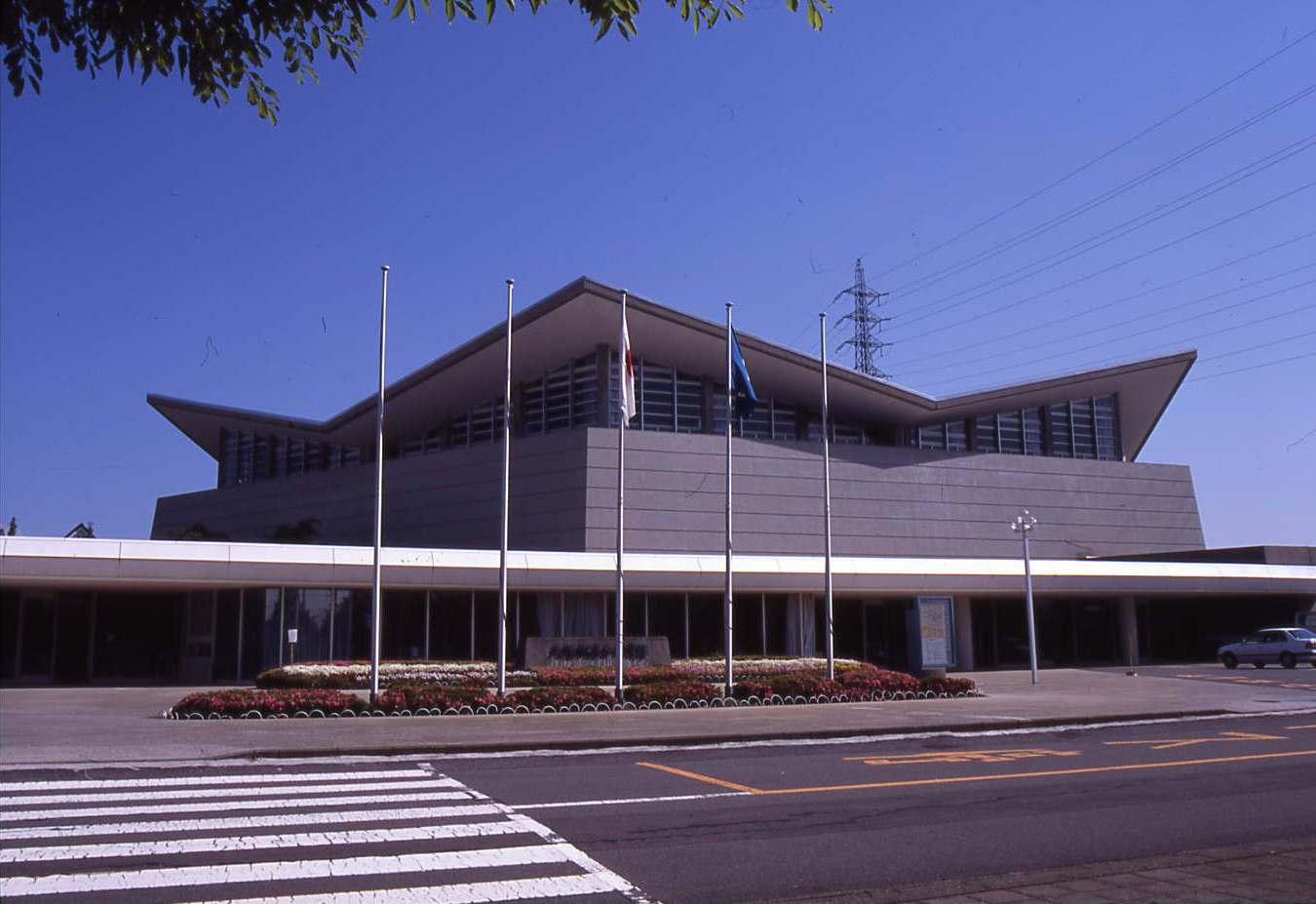 Ogaki Municipal Gymnasium