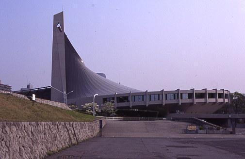 2nd Gymnasium Of Yoyogi National Stadium