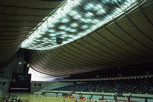 1st Gymnasium Of Yoyogi National Stadium