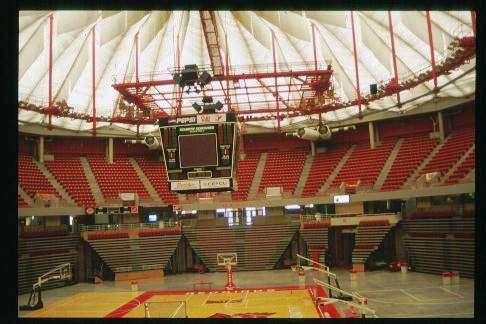 Redbird Arena Illinois State